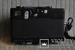 Фотоаппарат ROLLEI 35 TE Tessar f3.5/4 made bi Rollei, чёрного цвета. photo 8