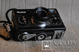 Фотоаппарат ROLLEI 35 TE Tessar f3.5/4 made bi Rollei, чёрного цвета. photo 9
