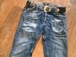 Dolce Gabbana - фирменный рваные джинсы