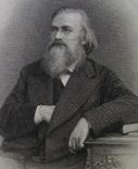 Н. И. Костомаров Офорт до 1917 года