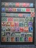 3-й Рейх, Германия, Генералгубернаторство Польша, коллекция марок