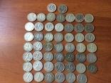 50 копеек 1924г. 50шт Серебро