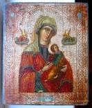 Старовинна ікона Сакієвська Богородиця 26 см на 31 см