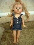 Кукла паричковая говорящая