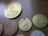 Настольные медали 11 шт, фото №4