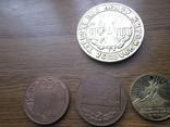 Настольные медали 11 шт, фото №5