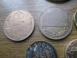 Настольные медали 11 шт, фото №9