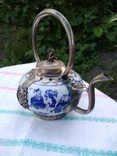 Интерьерный китайский чайник 1