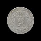 5 Франков 1870, Бельгия