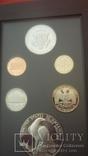 Набор монет США 1984 года, фото №11