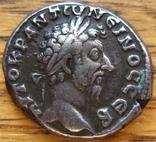 Марк Аврелий, дидрахма, г. Кесария Каппадокийская