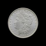 1 Доллар 1884 Могран, США photo 2