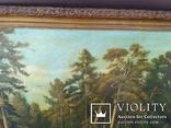 Картины Шишкина ''Сосновый бор. Мачтовый лес в вятской губернии'' 133х103 см.