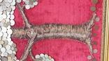 Денежное дерево из монет СССР 68-52 см, фото №5