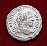 Денарий Caracalla RIC 227