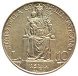 Ватикан 10 лир 1931