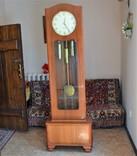 Часы напольные Янтарь четвертные рабочие