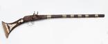 """Кремневое ружьё """"джещайл"""", 19й век, Северная Африка"""