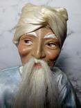 Кукла СССР Старик Хоттабыч, волшебник 33 см