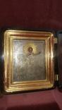 """""""св.Трифон"""",икона в киоте"""