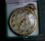 Старинные золотые швейцарские часы