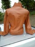 Куртка Vila из Натуральной Кожи photo 5
