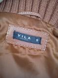 Куртка Vila из Натуральной Кожи photo 8