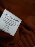 Куртка Vila из Натуральной Кожи photo 9