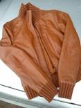 Куртка Vila из Натуральной Кожи photo 11