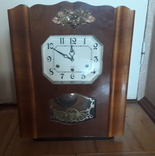 Часы ОЧЗ Янтарь ( четвертной бой)