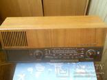 AM/FM  - радио GRUNDIG 2147 в рабочем состоянии, фото №2