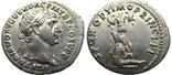 Денарий Траян 98-117 г. н.э. photo 1