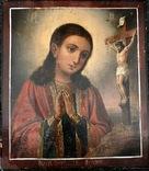 Икона Ахтырской Пресвятой БМ 36*31*2 см