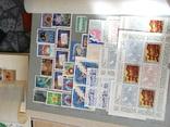 Марки почтовые в альбомах больше 2000 штук, фото №10