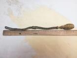 Темляк от сабли с золотой нитью, фото №6