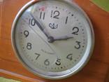Часы СЧЗ на 4 камня настольные, фото №4