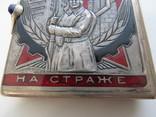Портсигар СССР эмали,позолота, до 1940 года, серебро 171,56 грамм photo 5