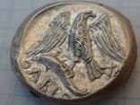 статер монета ольвии (серебро) photo 2