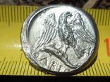 статер монета ольвии (серебро) photo 3