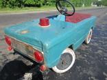 Педальная машина СССР photo 1