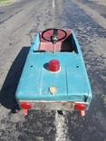 Педальная машина СССР photo 3
