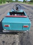 Педальная машина СССР photo 4