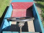Педальная машина СССР photo 5