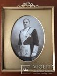 Фотография масона Священной Королевской Арки в регалиях 1919 год