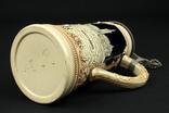 Коллекционная пивная кружка. Marzi & Remy. Hamburg. № 3107. Германия. (0250) photo 8