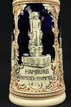 Коллекционная пивная кружка. Marzi & Remy. Hamburg. № 3107. Германия. (0250) photo 11