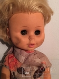 Кукла СССР 50 см, фото №3