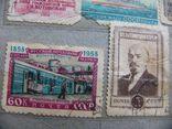 Коллекция (альбом) марок 136шт. СССР 30-80гг. photo 5