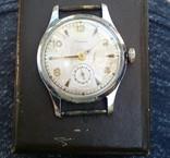 Часы Кама в коробке с документом. photo 3