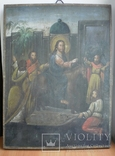 Икона Вход Господень в Иерусалим photo 1